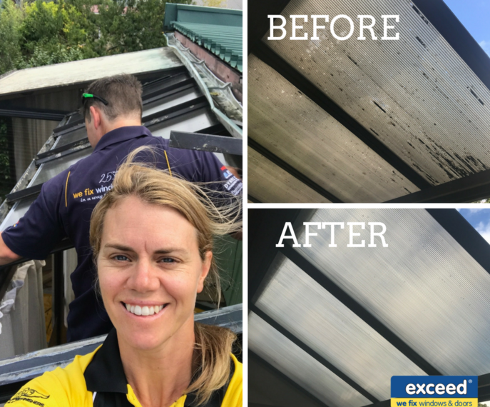 Conservatory Repairs Exceed