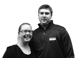 exceed hamilton door & window repair technicians ben and simonne